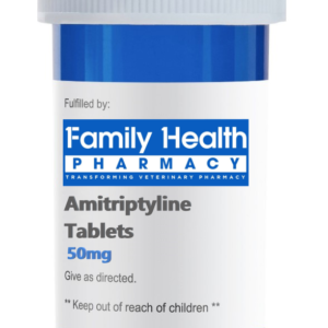 Amitriptyline Tablets 50mg