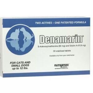 Nutramax Denamarin Tablets for Cats & Small Dogs