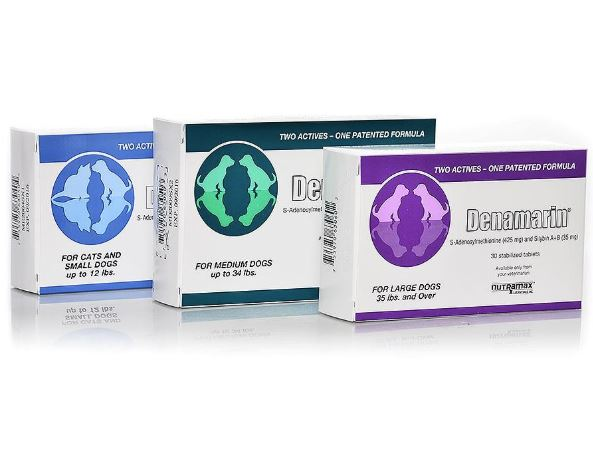 Nutramax Denamarin Tablets