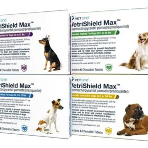 VetriShield Max chewable tabs for Dogs MAIN