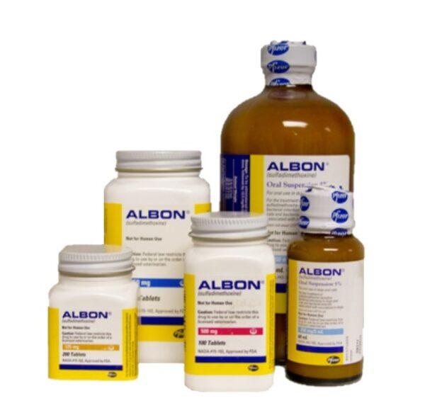 albon Products