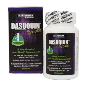 Dasuquin Sprinkle Capsules for Cats 84 Count