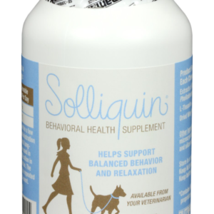 Solliquin Chewable Tablet Calming Large Dog Supplement, 45 count By Nutramax 1