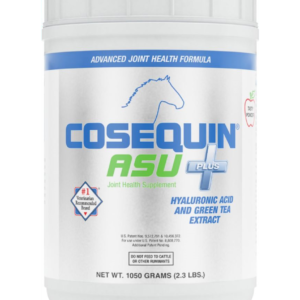 Cosequin ASU Plus Hyaluronic Acid & Green Tea Extract Joint Health Powder Horse Supplement, 2.3-lb tub