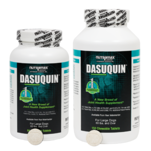 Dasuquin Chewable Tablets for Large Dogs 84ct and 150ct