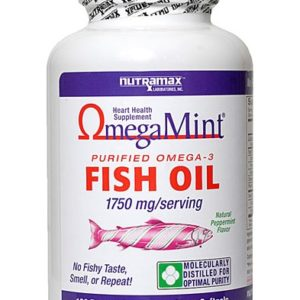 OmegaMint Omega-3 Supplement 100 Ct.